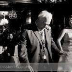 Sam & her Dad enjoying an emotional dance together.
