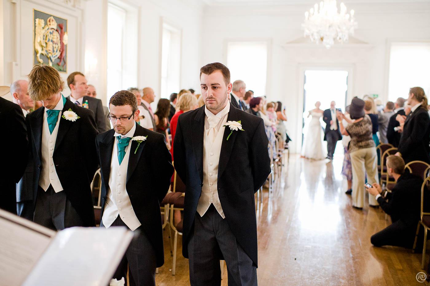 Poole Register Office Wedding