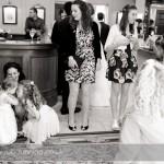 Guests at Bartley Lodge reception.